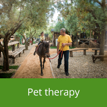 Pet therapy - Piccola Fattoria di Sermoneta