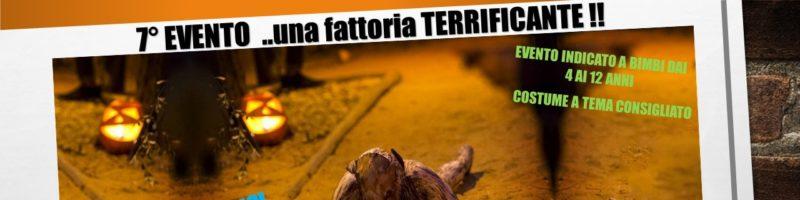 …Una Fattoria Terrificante..7°Evento -2019